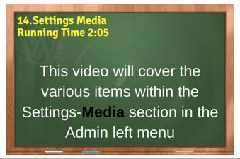 plr4wp Volume 1 Video 14 Settings Media