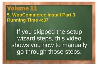 PLR 4 WordPress Vol 11 Video 5 WooCommerce Install Part 3 (Manually Setup Payment Options)