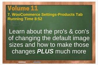 PLR 4 WordPress Vol 11 Video 7 WooCommerce Settings-Products Tab