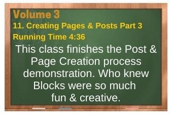 plr4wp Vol 3 Video 11 plr4wp Vol 3 Video 10 plr4wp Vol 3 Video 9 Creating Pages & Posts Part 3