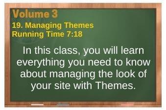 plr4wp Vol 3 video 19 Managing Themes