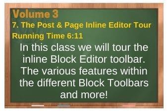 plr4wp Vol 3 Video 7 The Visual Editor