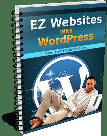 PLR For WordPress Presents EZ Websites With WordPress